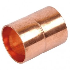 15MM STRAIGHT COUPLING COPPER