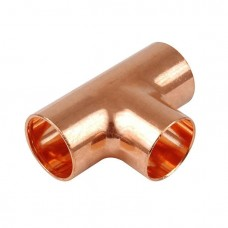 15MM EQUAL TEE COPPER
